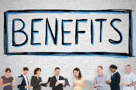 Employee Benefits - image courtesy of U.S. Chamber of Commerce